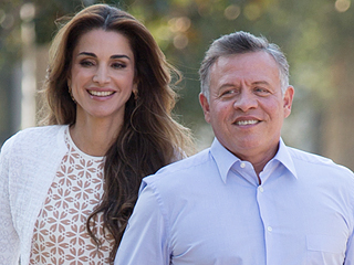 Exclusive Photo: Queen Rania and King Abdullah Celebrate 23 Years Together