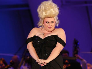 FROM EW: Rebel Wilson Channels Ursula in The Little Mermaid Live