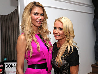 Brandi Glanville on Kim Richards' Sobriety: 'I've Never Seen Her Better'
