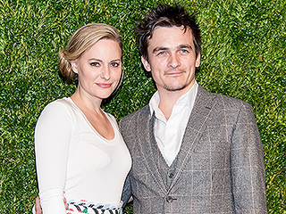 Surprise! Rupert Friend and Aimee Mullins Secretly Got Married One Month Ago