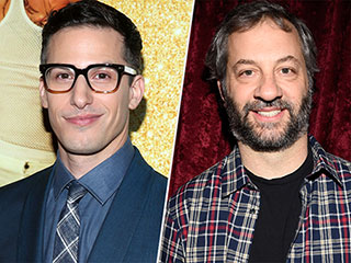 Judd Apatow Responds to Andy Samberg-Generated Rumor He's the Man Behind That Full-Frontal Scene in Popstar: Never Stop Never Stopping