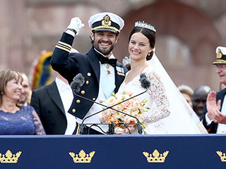 Major Tears, Romance and ... a Pop Rock Cake?! 5 Reasons Prince Carl Philip and Princess Sofia Had the Best Royal Wedding in History