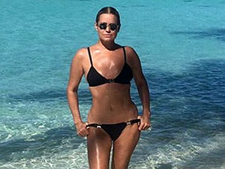 Yolanda Hadid Is 'Sun Kissed' In Latest Model-Esque Instagram Snap from Tahiti Getaway