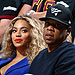 Jay-Z Made a Surprise Appearance in Beyoncé's Cute Elevator Pic – and the Internet Is Freaking Out
