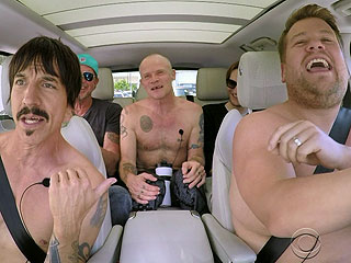 Anthony Kiedis Did Infant CPR While Filming Red Hot Chili Peppers' Carpool Karaoke: 'The Baby Needed Help and We Were There'