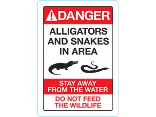 Disney Unveils New Warning Sign in Wake of Alligator Tragedy