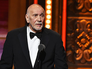 Frank Langella Sends Message to Orlando Victims in Tony Acceptance Speech: 'We Will Be with You Every Step of the Way'