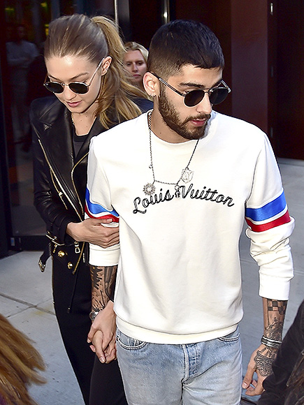 Zayn Malik Is 'Determined to Prove Himself' to Gigi Hadid After Brief Split: Source