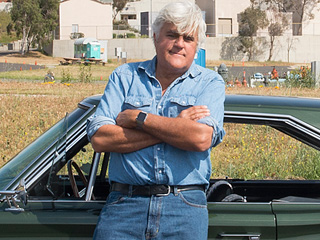 Jay Leno Goes Racing with Joe Biden and Kendall Jenner Drives a '56 Corvette in the Second Season of Jay Leno's Garage