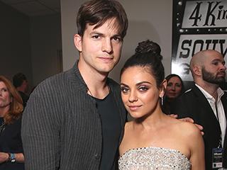 Ashton Kutcher and Mila Kunis Expecting Second Child