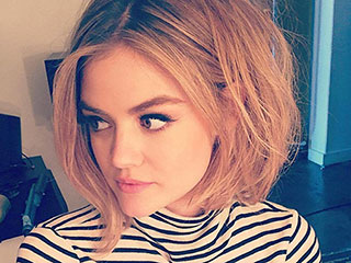 Happy Birthday, Lucy Hale! 27 Reasons the Pretty Little Liars Star Is Our Imaginary Best Friend