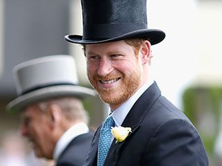 Prince Harry in a Top Hat and Tails Riding in a Carriage Is the Stuff of Fairy Tale Dreams!