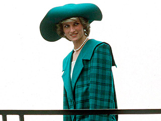 Princess Diana's Totally '80s Dresses Sell at Auction for $126,422