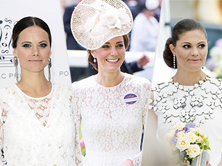 Princess Brides! Kate, Sofia and Victoria Are Giving Us Major Wedding Gown Flashbacks This Week
