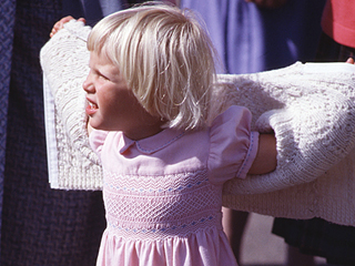 Find Out Who Princess Charlotte Was Royally Twinning with on the Balcony – in the Perfect $6 Bow!