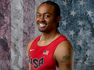 Gold Medalist Aries Merritt on His Post-Kidney Transplant Olympic Comeback Plans: 'I Kept Pushing Forward'
