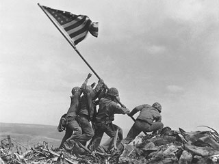 Marines Say They Misidentified Soldier in Iconic World War II Iwo Jima Flag-Raising Photo
