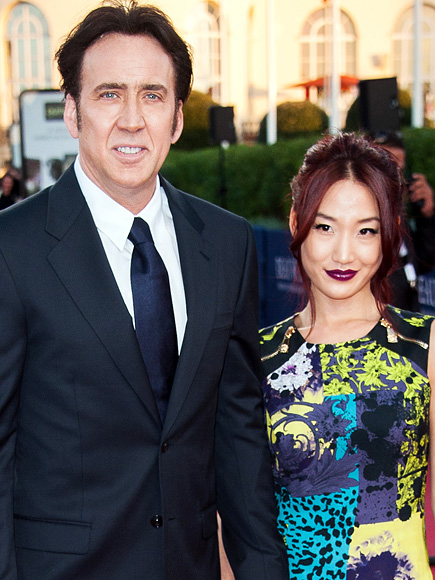Nicolas Cage and Wife Alice Kim Are Separated, Rep Confirms