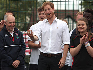 Prince Harry Receives Marriage Proposal from Young Fan – See His Perfect Response!