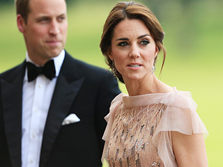 Princess Kate 'Clearly Very Moved' by Children's Hospice Choir at Charity Dinner