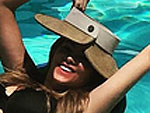 Sofia Vergara Kicks Off Summer with Some Backyard Fun – and a Fabulous Bikini Moment!