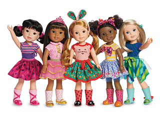 American Girl Debuts New WellieWishers Line – with Books Penned by Iconic American Girl Author Valerie Tripp