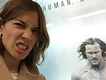 Alexander Skarsgard's Girlfriend, Alexa Chung, Pokes Fun at His Tarzan Diet on Insta