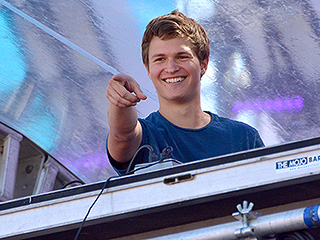 Ansel Elgort First Released EDM Music Under a Pseudonym Because He Didn't Want to 'Use My Name to Book Gigs'