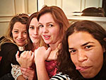 Blake Lively, America Ferrera, Amber Tamblyn and Alexis Bledel Are Together Again in This Sisterhood of the Traveling Pants Photo
