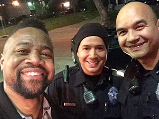 Cuba Gooding Jr. 'Cried' After Discovering He Met One of the Cops Killed in Dallas Shooting