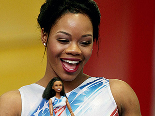 Gabby Douglas Gets Her Own Barbie – Just in Time for Rio!