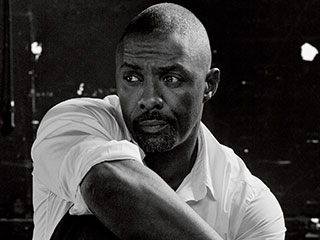 Idris Elba Smolders in Shirtless Photo Shoot as He Talks Fears of Burnout: 'It's Unhealthy to Have That Much Going On'