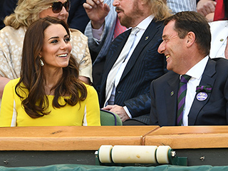 Can You Spot All the Famous Faces with Princess Kate at Wimbledon? (Hint: Look for Sansa Stark!)