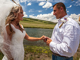 Naked and Afraid's Matt Wright Is Married – See the Gorgeous Wedding Photos!