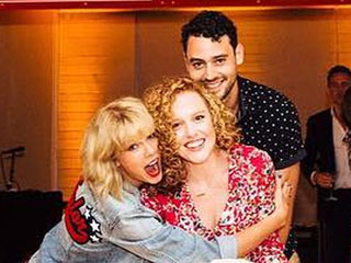 Love Is in the Air! Taylor Swift Celebrates Her BFFs' Relationships During Star-Studded July 4 Party