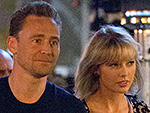Taylor Swift and Tom Hiddleston Enjoy Each Other's Company During Romantic Dinner Date in L.A.