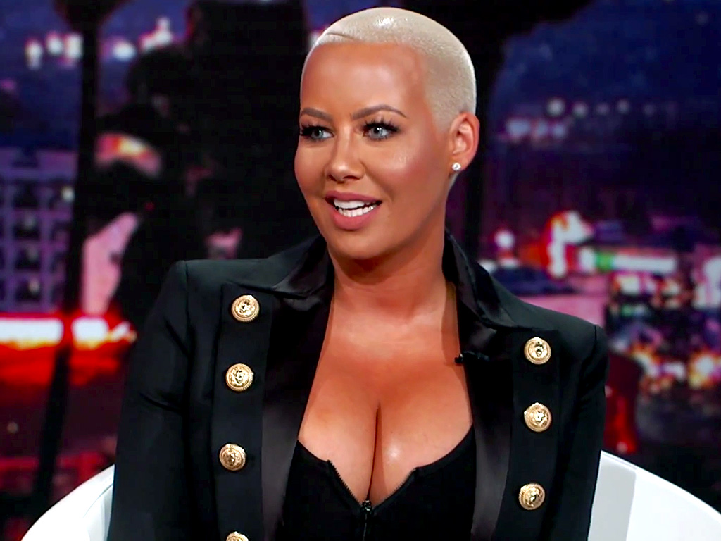 Amber rose sex video