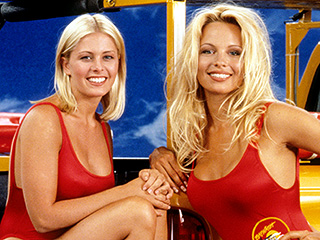 Baywatch Producers Reveal Nicole Eggert Got a Massive Boob Job to Compete with Pamela Anderson