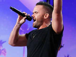 WATCH: Brian Justin Crum Hopes to 'Inspire the LGBT Youth' After Wowing America's Got Talent Judges with His Powerful Voice
