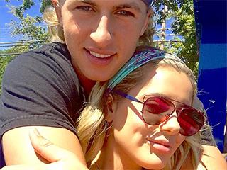 Kim Zolciak-Biermann's Daughter Brielle Dating Boston Red Sox Minor League Pitcher Michael Kopech