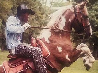 Concrete Cowboys Saddle up in Urban Philadelphia: 'It's Like a Type of Therapy'