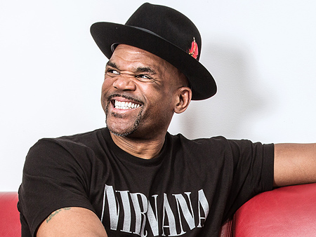 How Confronting Addiction and Depression and Finding His Birth Mom Saved Run-DMC's Darryl McDaniels from Committing Suicide