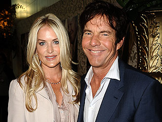 Dennis Quaid's Wife Files Divorce Papers for the Second Time