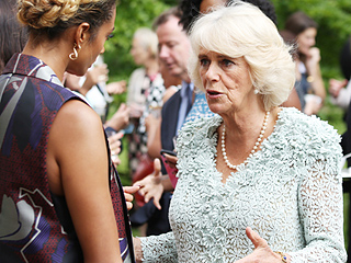 Camilla Gives Powerful Speech Against Domestic Violence: 'I Hope We Pull Back That Shroud of Silence'