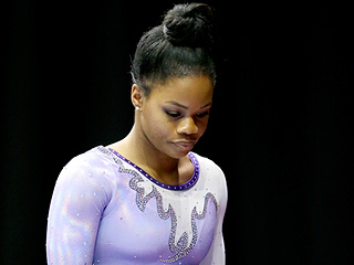 Olympic Gold Medalist Gabby Douglas Feeling 'Confident' Despite Fourth Place Finish at U.S.  Gymnastics Championships