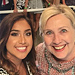 Hillary Clinton Takes Giant Selfie with Digital Content Creators at Town Hall Discussion: 'We Have to Send This to Ellen!'