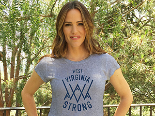 Jennifer Garner Gives Back to Home State After Devastating Floods: 'No Matter Where You're From, You Can Stand West Virginia Strong with Me'