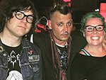 Johnny Depp Makes Surprise Appearance at Los Angeles Comedy Club – and Takes the Stage