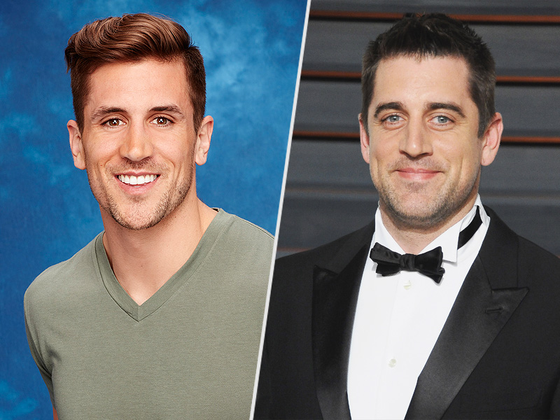 JoJo Fletcher Still Hasn't Met Fiancé Jordan Rodgers' Brother Aaron| Feuds, Scandals & Feuds, The Bachelorette, TV News, JoJo Fletcher