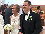 Newlywed Nurse Performs Life-Saving Chest Compressions on Stranger – While Wearing Her Wedding Dress!